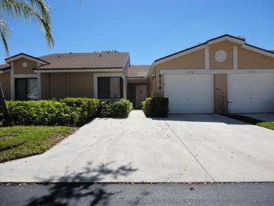 8278 Springlake Drive UNIT E, Boca Raton, FL 33496 - MLS#: RX-10416557
