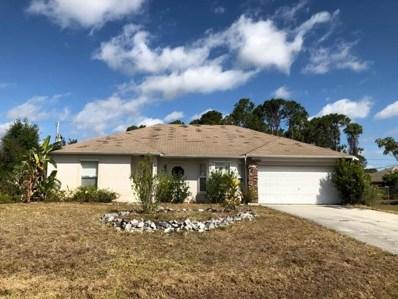 1351 SW Tadlock Avenue, Port Saint Lucie, FL 34953 - MLS#: RX-10416594