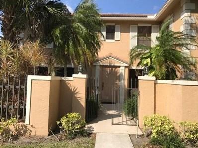 352 Prestwick Circle UNIT 3, Palm Beach Gardens, FL 33418 - MLS#: RX-10416643