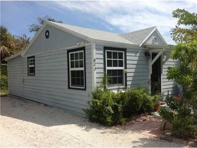 823 N Lake Avenue, Delray Beach, FL 33483 - MLS#: RX-10416755