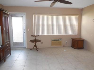 122 Dorchester F, West Palm Beach, FL 33417 - MLS#: RX-10416771