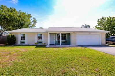 2421 SE Sherlock Street, Port Saint Lucie, FL 34952 - MLS#: RX-10416838