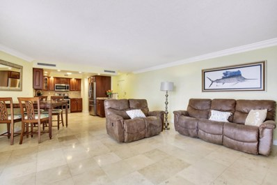2800 N Ocean UNIT B-17a, Riviera Beach, FL 33404 - MLS#: RX-10416889