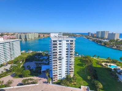 875 E Camino Real UNIT 10a, Boca Raton, FL 33432 - MLS#: RX-10416918