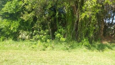 655 SE Chapman Avenue, Port Saint Lucie, FL 34953 - MLS#: RX-10416942