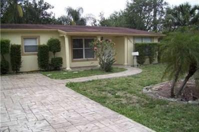 6732 Raleigh Street, Hollywood, FL 33024 - MLS#: RX-10416946