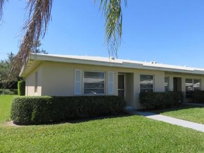 8758 Belle Aire Drive UNIT 209, Boca Raton, FL 33433 - MLS#: RX-10416970