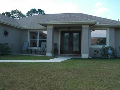 5884 NW Leghorn Avenue, Port Saint Lucie, FL 34986 - MLS#: RX-10417000