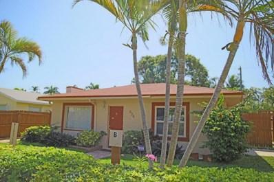 624 Allen, Delray Beach, FL 33483 - MLS#: RX-10417073