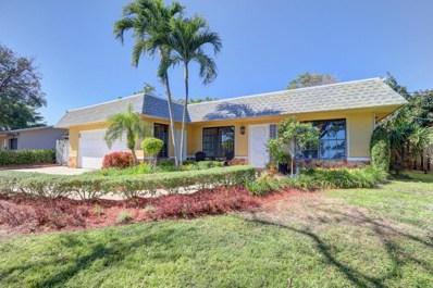519 Curlew Road, Delray Beach, FL 33444 - MLS#: RX-10417074