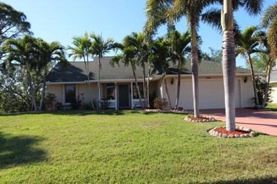 568 SE Nome Drive, Port Saint Lucie, FL 34953 - MLS#: RX-10417106