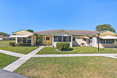 14245 Nesting Way UNIT B, Delray Beach, FL 33484 - MLS#: RX-10417131