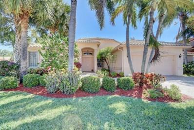 9024 Padova Drive, Boynton Beach, FL 33472 - MLS#: RX-10417330