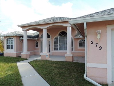 279 NW N Macedo Boulevard, Port Saint Lucie, FL 34983 - MLS#: RX-10417391