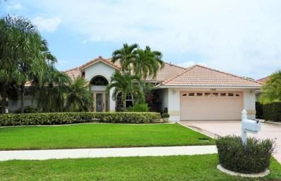 1266 SW Briarwood Drive, Port Saint Lucie, FL 34986 - MLS#: RX-10417396