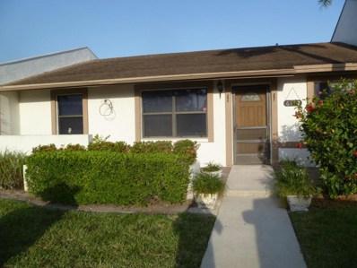6112 Fairfield Circle, Lake Worth, FL 33463 - MLS#: RX-10417678
