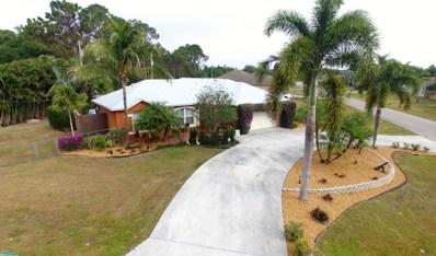 3398 SW Himango Street, Port Saint Lucie, FL 34953 - MLS#: RX-10417757