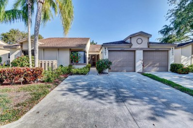 8207 Whispering Palm Drive UNIT G, Boca Raton, FL 33496 - MLS#: RX-10417794