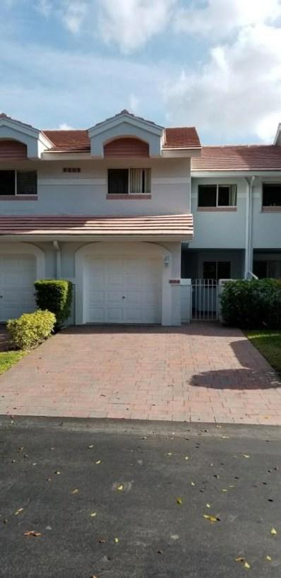 6207 Old Court Road UNIT 604, Boca Raton, FL 33433 - MLS#: RX-10417800