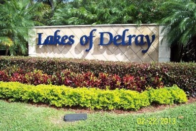 15075 Witney Road UNIT 302, Delray Beach, FL 33484 - MLS#: RX-10417806