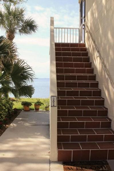 1203 Bayshore Drive UNIT 202, Fort Pierce, FL 34949 - #: RX-10417837