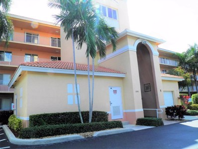 5746 Crystal Shores Drive UNIT 301, Boynton Beach, FL 33437 - MLS#: RX-10417859