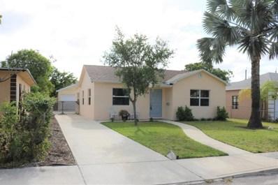 910 N D Street, Lake Worth, FL 33460 - MLS#: RX-10417865
