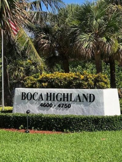 4750 S Ocean Boulevard UNIT 204, Highland Beach, FL 33487 - MLS#: RX-10417976