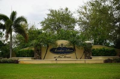 5901 SW Saddlebrook Lane, Palm City, FL 34990 - MLS#: RX-10418171