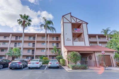 7320 Amberly Lane UNIT 409, Delray Beach, FL 33446 - MLS#: RX-10418417