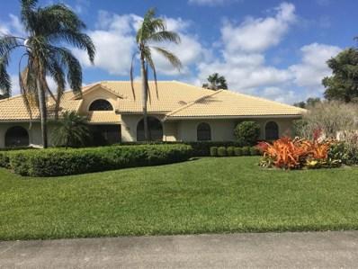 13239 Camero Way, Palm Beach Gardens, FL 33418 - MLS#: RX-10418452