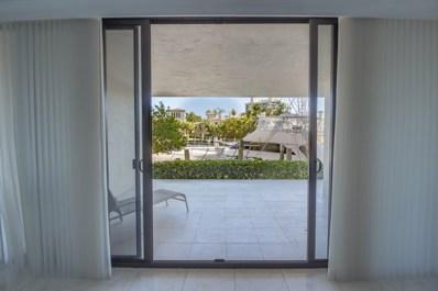 4740 S Ocean Boulevard UNIT 104, Highland Beach, FL 33487 - MLS#: RX-10418484