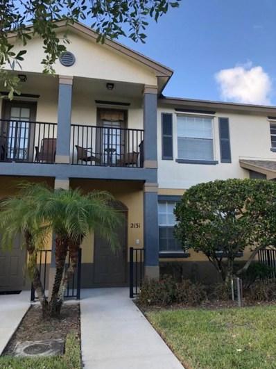 2131 SE Destin Drive, Port Saint Lucie, FL 34952 - MLS#: RX-10418495