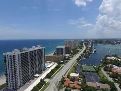 250 S Ocean Boulevard UNIT 17c, Boca Raton, FL 33432 - MLS#: RX-10418520