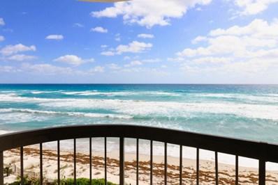 5380 N Ocean Drive UNIT 4d, Singer Island, FL 33404 - #: RX-10418531