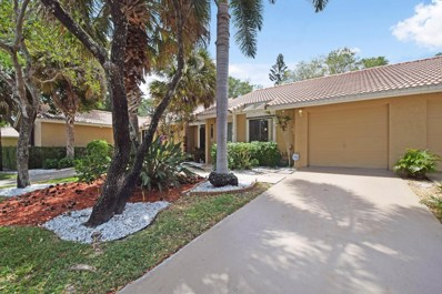 9884 Watermill Circle UNIT B, Boynton Beach, FL 33437 - MLS#: RX-10418533