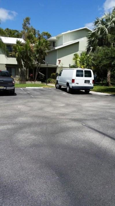 800 NW Fork Road UNIT 7-1, Stuart, FL 34994 - MLS#: RX-10418639