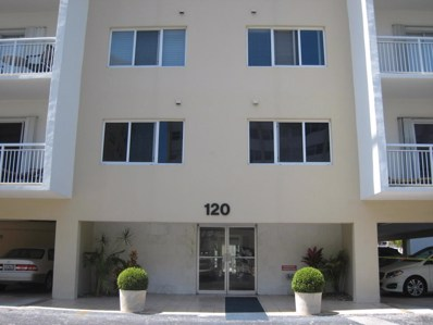 120 Golden Isles Drive UNIT 23b, Hallandale Beach, FL 33009 - MLS#: RX-10418647