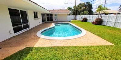 5761 NE 18th Terrace, Fort Lauderdale, FL 33308 - MLS#: RX-10418667