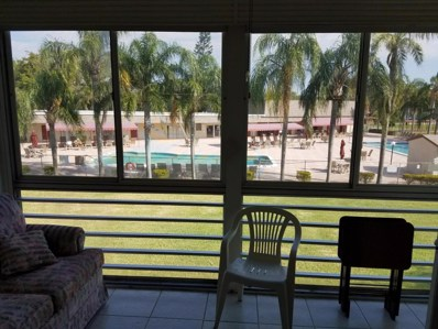 15 Willowbrook Lane UNIT 205, Delray Beach, FL 33446 - MLS#: RX-10418773