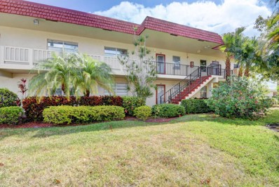 4 Abbey Lane UNIT 108, Delray Beach, FL 33446 - MLS#: RX-10418781