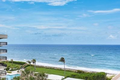 3450 S Ocean Boulevard UNIT 601, Palm Beach, FL 33480 - MLS#: RX-10418788