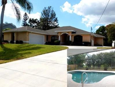 1326 SE Petunia Avenue, Port Saint Lucie, FL 34952 - MLS#: RX-10418827