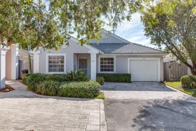 58 Admirals Court, Palm Beach Gardens, FL 33418 - MLS#: RX-10418923