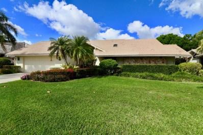13249 Bonnette Drive, Palm Beach Gardens, FL 33418 - MLS#: RX-10419053