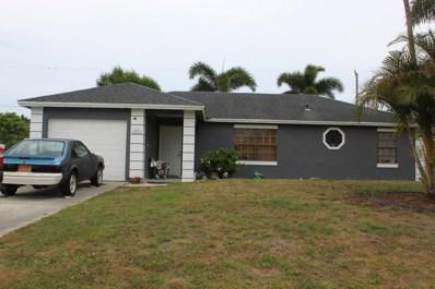 2817 SW Pierson Road, Port Saint Lucie, FL 34953 - MLS#: RX-10419066