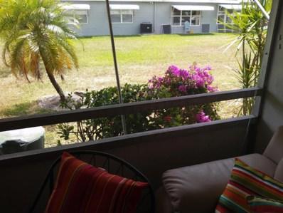 910 South Drive UNIT C, Delray Beach, FL 33445 - MLS#: RX-10419115