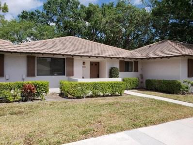 536 Club Drive, Palm Beach Gardens, FL 33418 - MLS#: RX-10419145