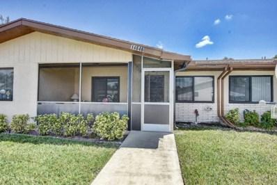 14646 Lucy Drive, Delray Beach, FL 33484 - MLS#: RX-10419262