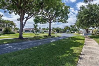 2601 Boundbrook Boulevard UNIT 206, Palm Springs, FL 33406 - MLS#: RX-10419353